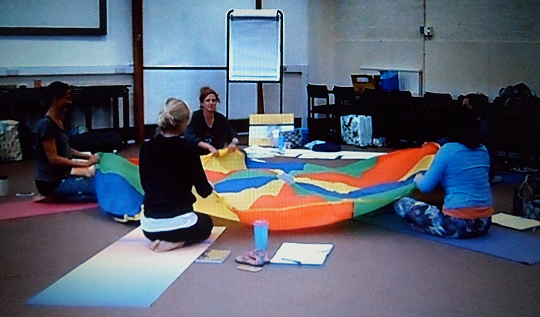 Childrens Yoga Teacher Training Course UK