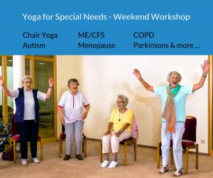 Yoga for Special Needs - Weekend Workshop