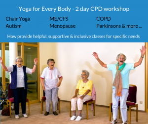 Yoga for everyone - special needs & medical conditions